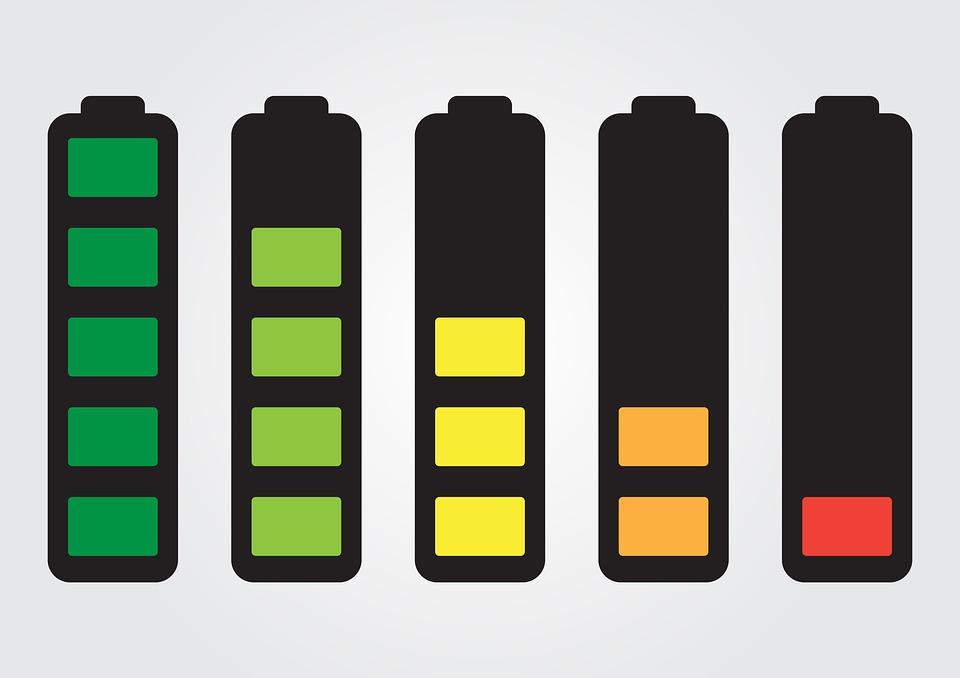Poca batería